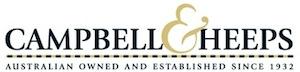 Campbell & Heeps logo white bg
